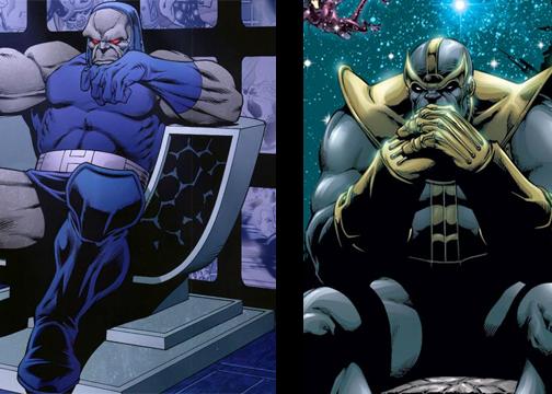 OT: Thanos vs Darkseid   Who would win? - RealGM